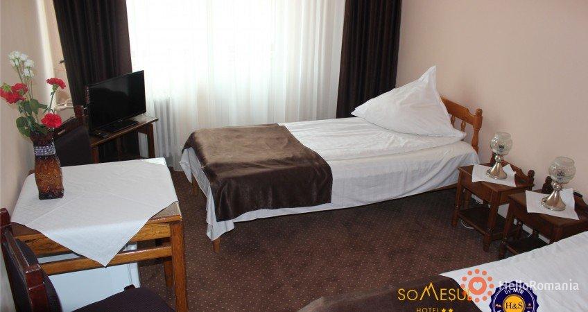 Vedere de ansamblu Hotel Somesul