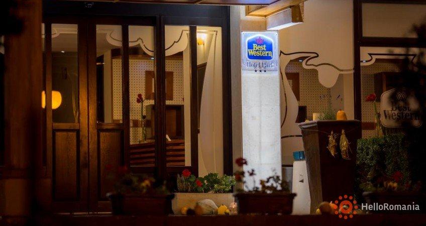 Cazare Best Western Hotel Park