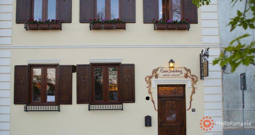 Imagine CASA SALZBURG 4* Sibiu