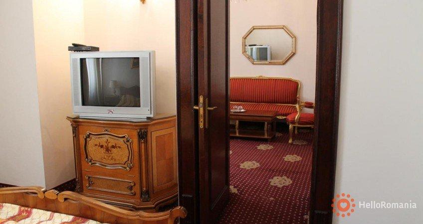 Imagine Hotel Imparatul Romanilor Sibiu