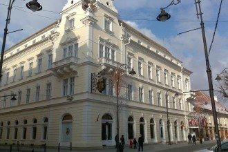 Vedere de ansamblu Hotel Imparatul Romanilor Sibiu Sibiu