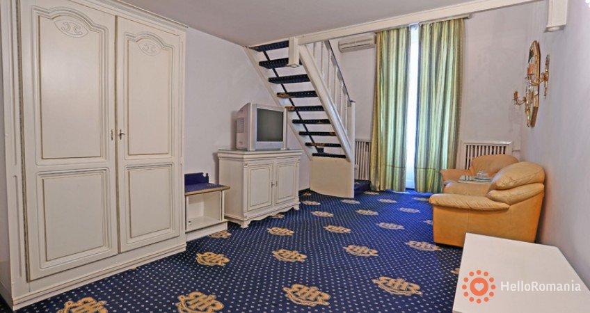 Cazare Hotel Imparatul Romanilor Sibiu