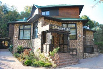 Vedere de ansamblu Hillden Lodge & Restaurant Șimon