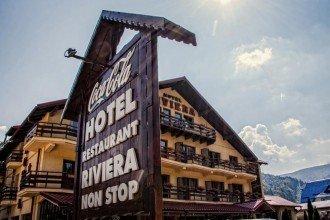 Vedere de ansamblu Hotel Riviera