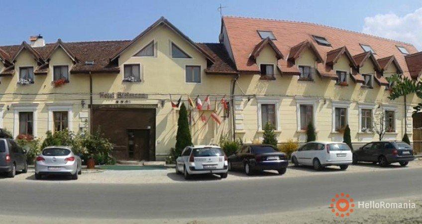 Vedere de ansamblu Hotel Bielmann
