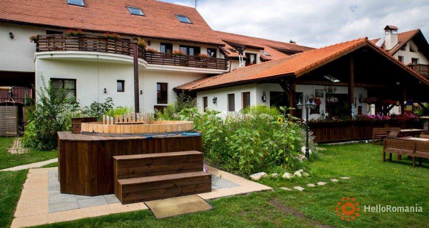 Imagine Hotel Bielmann Sinpetru