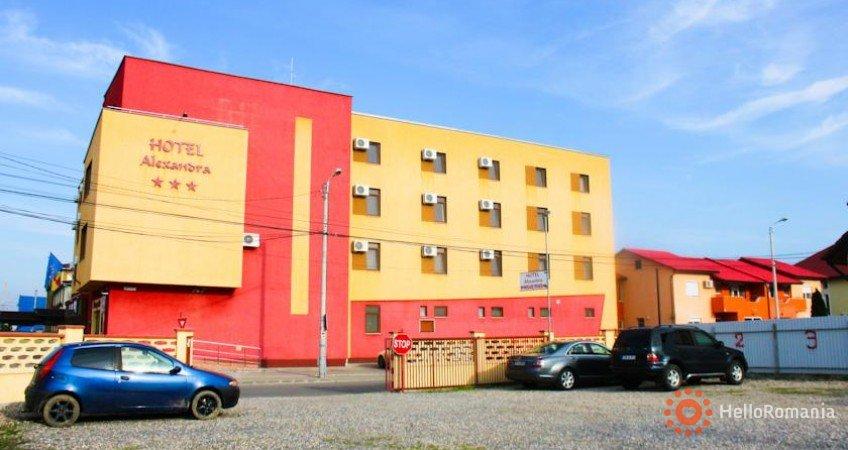 Cazare Hotel Alexandra Timisoara