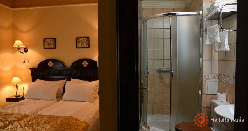 Vedere de ansamblu Hotel Koronna ****