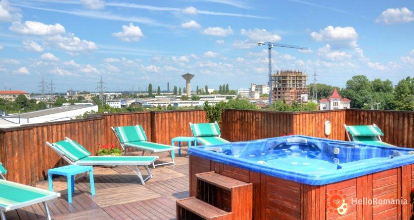 Vedere de ansamblu Hotel Lido Timisoara