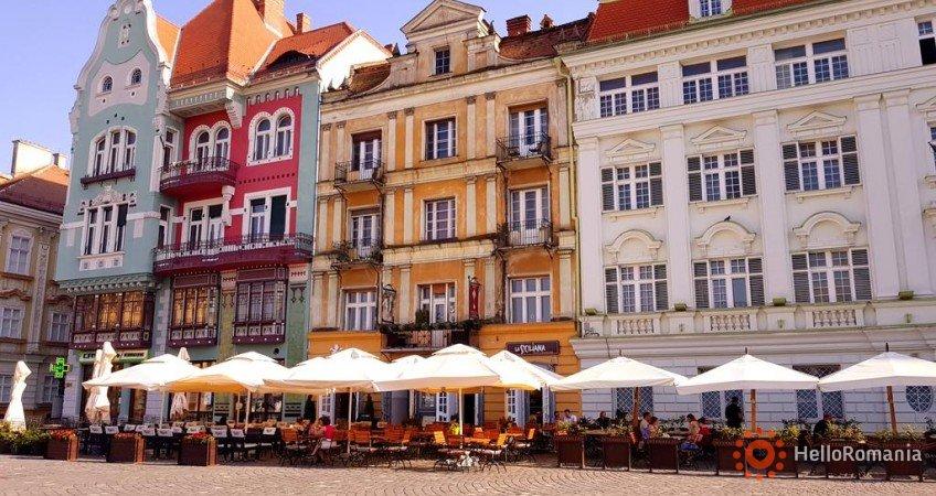 Cazare Oxford Inns & Suites Timișoara