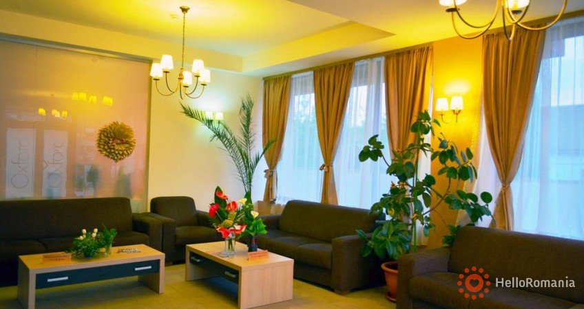 Foto Hotel Oxford Inns & Suites Timișoara