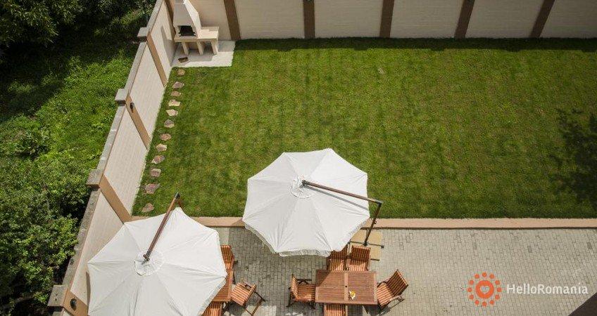 Vedere de ansamblu Oxford Inns & Suites Timișoara