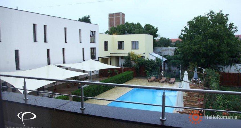 Vedere de ansamblu Hotel Perla D'oro