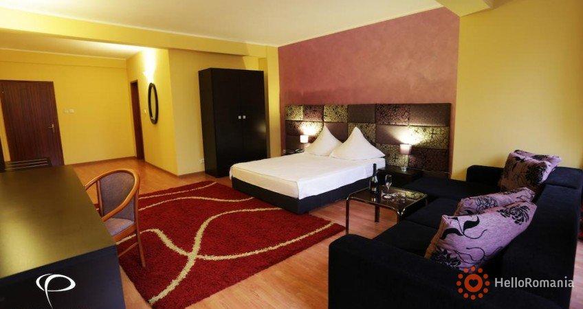 Vedere de ansamblu Hotel Perla D'oro Timisoara