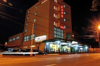 Overview Hotel City Tulcea