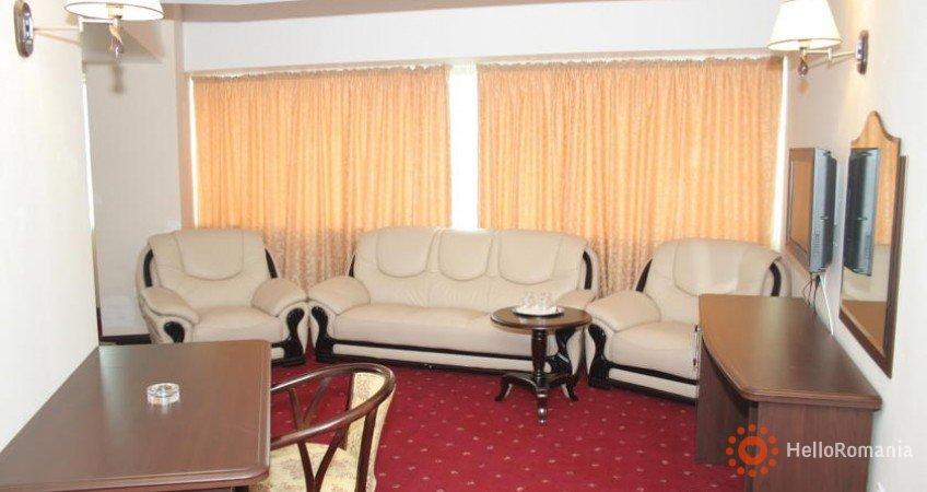 Vedere de ansamblu Hotel Esplanada Tulcea