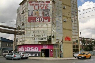 Accommodation Hotel Live Tulcea