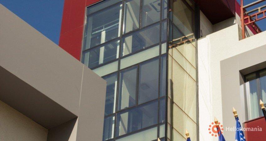 Vedere de ansamblu Salis Hotel & Medical Spa Turda