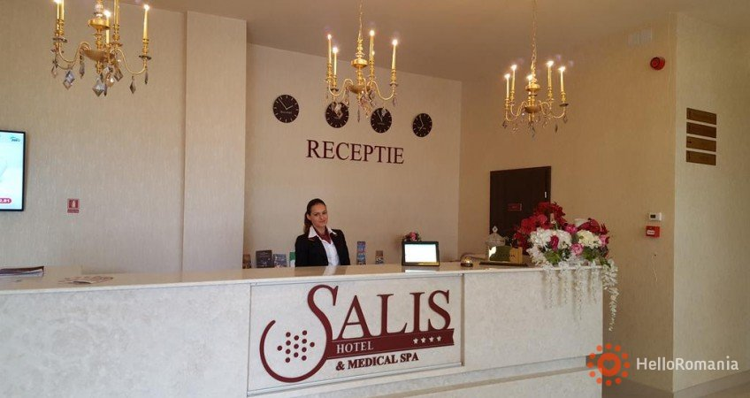 Foto Salis Hotel & Medical Spa Turda
