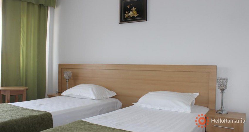 Vedere de ansamblu Hotel Ciucas