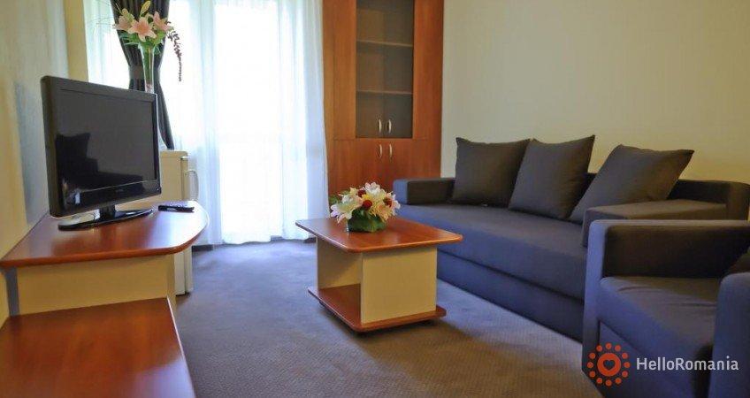 Vedere de ansamblu Hotel Bradul Vatra Dornei