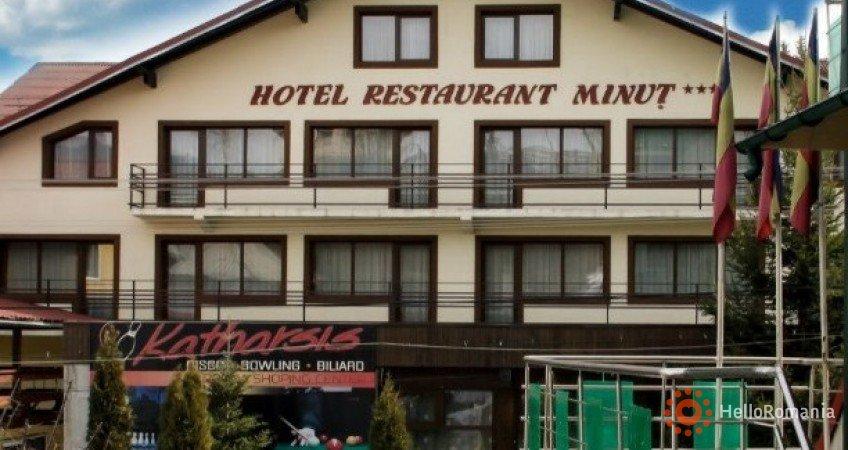 Cazare Hotel Minut Vatra Dornei