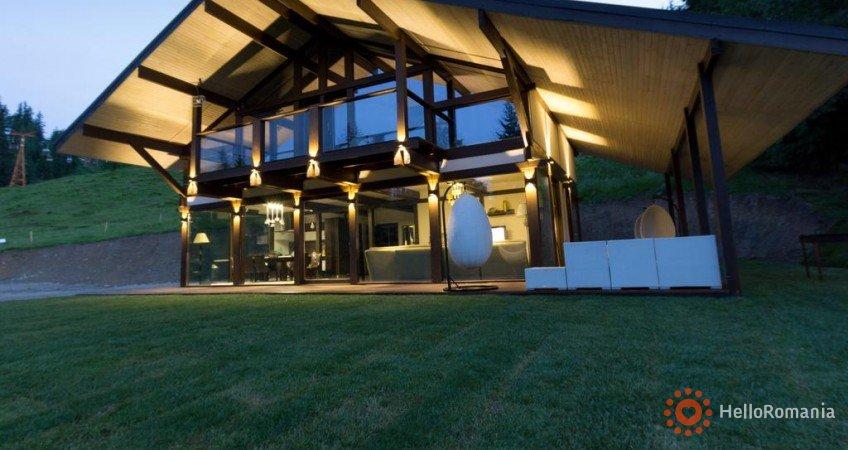 Foto Pensiunea Alpine Lounge