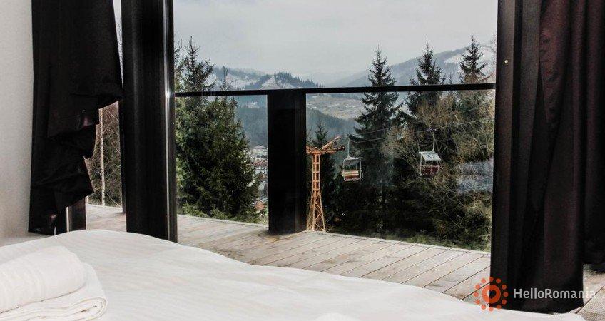 Foto Pensiunea Alpine Lounge Vatra Dornei