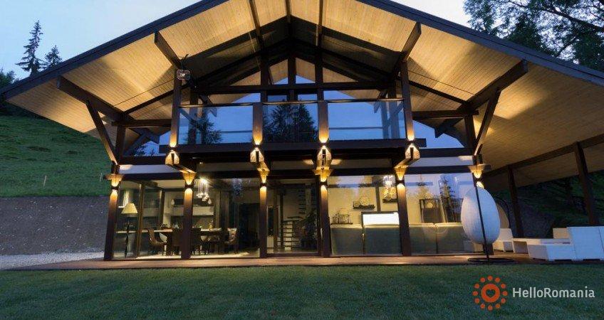 Galerie Pensiunea Alpine Lounge Vatra Dornei