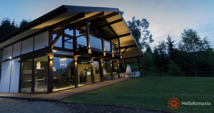 Cazare Alpine Lounge Vatra Dornei