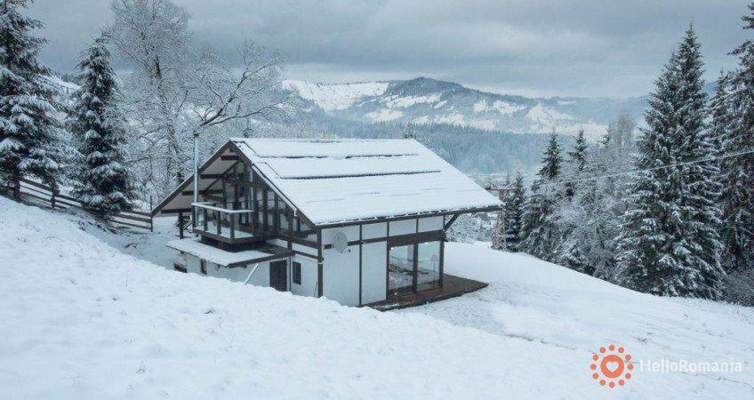 Cazare Pensiunea Alpine Lounge