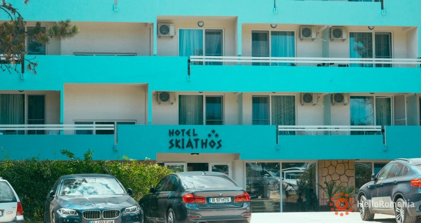 Vedere de ansamblu Hotel Skiathos Venus