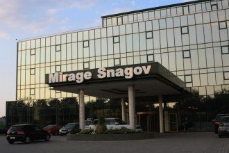 Imagine Mirage Hotel & Resort Snagov Vlădiceasca