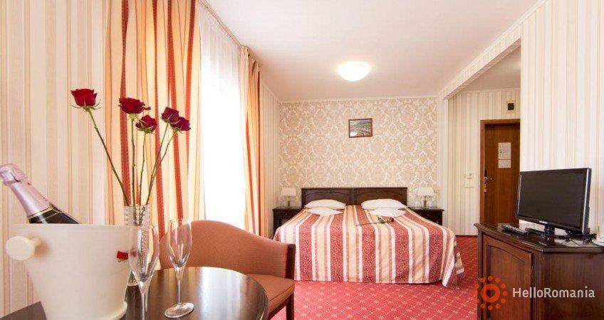 Cazare Hotel Brilliant Plaza Zalău