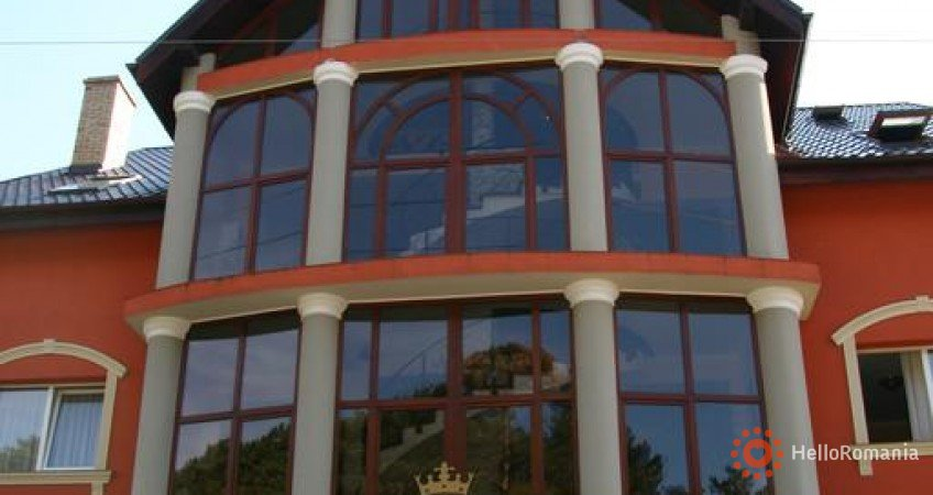 Vedere de ansamblu Hotel Royal Zalau